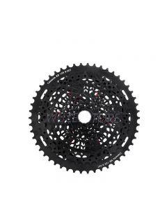 WUZEI 12Speed 9-50T XD ultralight flywheel mountain bike bicycle black gray flywheel