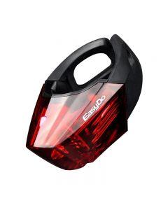 EasyDo Bike LED Flashlight STVZO Alarm Rear Cycling Tail Light MTB Road Bicycle Lamp
